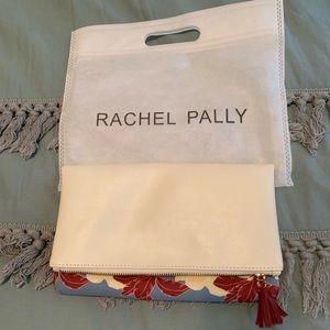 Never used Rachel Pally reversible clutch!
